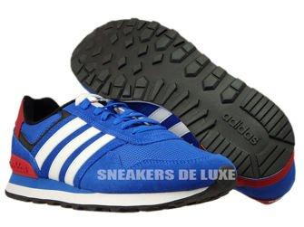 AW4685 adidas NEO 10K  Blue/Ftwr White/Core Black