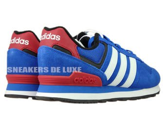 AW4685 adidas NEO 10K  Blue/Ftwr White/Core Black