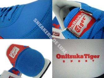 Asics Onitsuka Tiger Sakurada D2D1N-4223 Mid Blue/Fiery Red