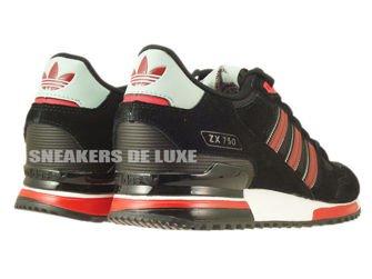 adidas Originals ZX 750 – Black Red