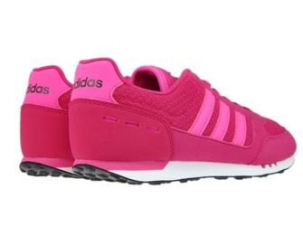 B74491 adidas City Racer W Bold Pink/Shock Pink/Mystery Blue/Core Black