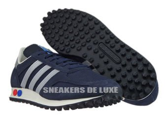 BB1208 adidas LA Trainer OG Legend Ink/Matte Silver/Night Navy