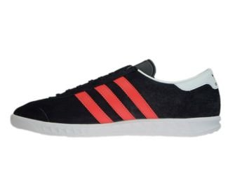 BB5300 adidas Hamburg Core Black/Red/Ftwr White