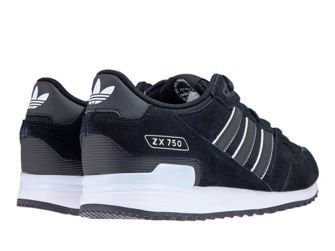 BY9274 adidas ZX 750 Core Black/Core Black/Footwear White