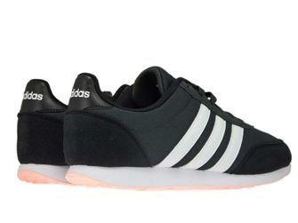 DB0432 adidas V Racer 2.0 NEO Carbon/Core Black/Haze Coral