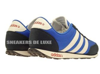 F97906 adidas V Racer Blue / Ftwr White / Power Red