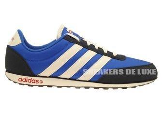 F97906 adidas V Racer Blue / Ftwr White / Power Red