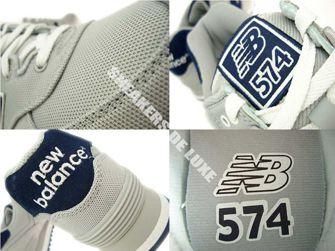 ML574POY New Balance Pique Polo Pack Grey