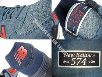ML574TTD New Balance Sweatshirt Collection