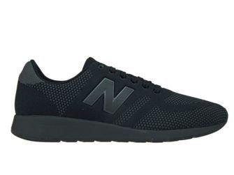 MRL420BL New Balance Engineered Knit Black/Grey