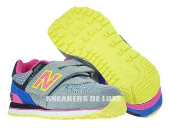 New Balance KV574O6Y Grey/Pink