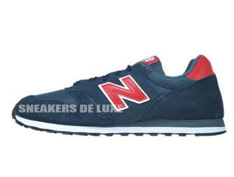 New Balance ML373SNR Navy/Red