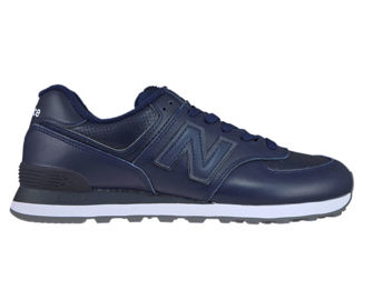 New Balance ML574SNU Pigment with White