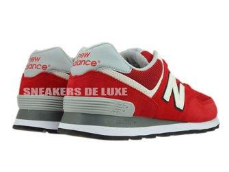 New Balance ML574VAA Red / White
