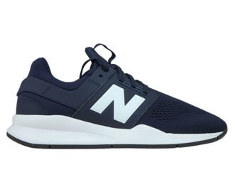 New Balance MS247EN Navy with White