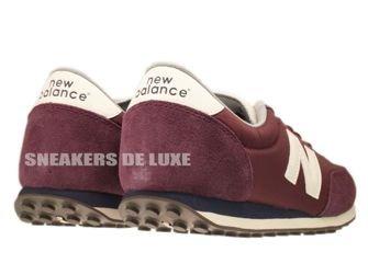 New Balance U410HBB Burgundy