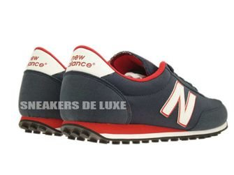 New Balance U410MNWN Navy / Red