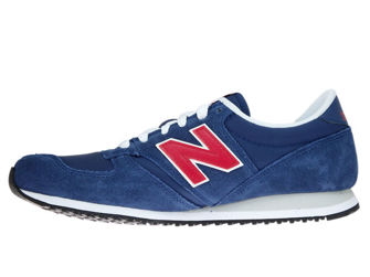 New Balance U420MTR Moroccan Tile with Team Red