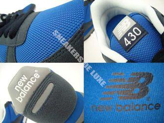 New Balance U430MMBN Blue / Navy