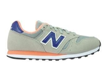 New Balance WL373GPP Grey / Navy / Orange
