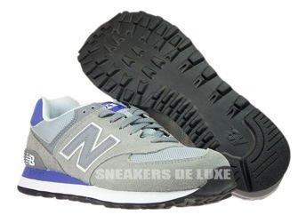 New Balance WL574CPK Grey / Purple