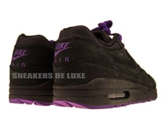 Nike Air Max 1 Air Attack Pack Black Club Purple 308866-007