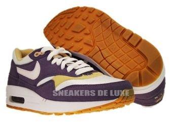 Nike Air Max 1 Daybreak/White-Vegas Gold-Gum 319986-501