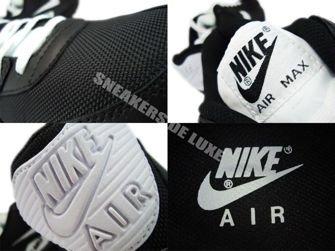 Nike Air Max 90 Black/White 309299-034