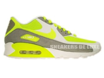 Nike Air Max 90 Premium Volt/Volt-Grey White