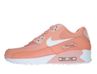 Nike Air Max 90 SE 881105-604 Crimson Bliss/White-Coral Stardust