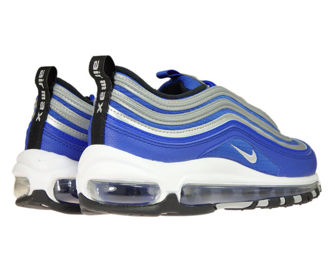 Nike Air Max 97 921522‑406 Racer Blue/Metallic Silver
