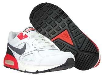 Nike Air Max Ivo CD1540-100 White/Dark Grey/Habanero Red