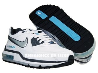 Nike Air Max LTD II White/Metallic Silver-Dark Grey-Chlorine 316391-127