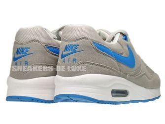 Nike Air Max Light Neutral Grey/Blue Glow-White 315827-038