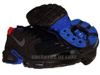 Nike Air Max Plus TN 1.5 Black/Dark Grey-Challenge Red 426882-006