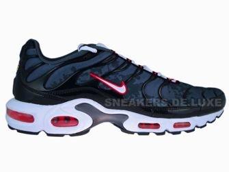 Nike Air Max Plus TN 1 Black/Hot Red