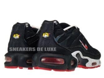 Nike Air Max Plus TN 1 Black/University Red-White