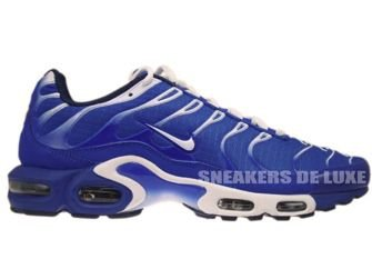 Nike Air Max Plus TN 1 Game Royal/White-Midnight Navy