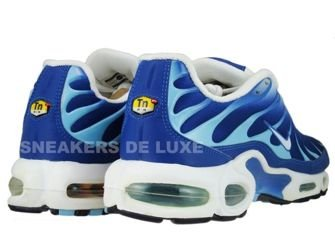 Nike Air Max Plus TN 1 Varsity Blue/White-Varsity Blue-Blue-Chill 605112-415