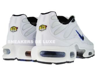 Nike Air Max Plus TN 1 White/Hyper Blue