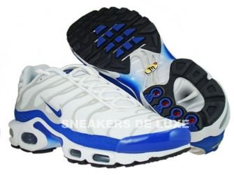 Nike Air Max Plus TN 1 White/University Blue