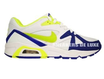 Nike Air Structure 91 Triax White/Volt/Persian Violet 318088-111