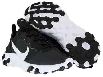 Nike React Element 55 BQ2728-003 Black/White