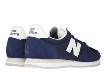U220NV New Balance Navy with White