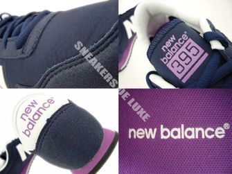 U395MNKP New Balance Navy / Purple
