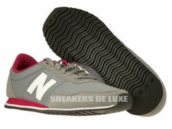 U396MGP New Balance Grey / Pink