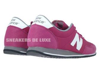 U396MPW New Balance Pink / White