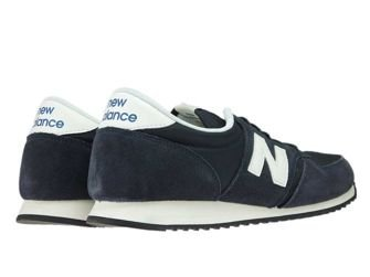 U420NVB New Balance Navy with Off White
