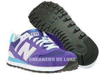 WL574CPH New Balance Purple