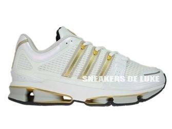 adidas BA7234 A3 Twinstrike Ftwr White/Gold Metallic/Matte Silver
